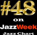 #48 on Jazz Week Jazz Chart